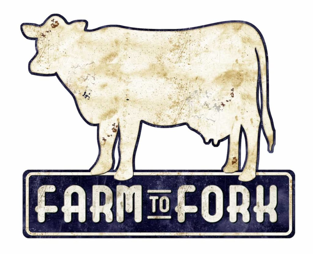 Farm To Fork Living signage - What is Allowed on a Carnivore Diet