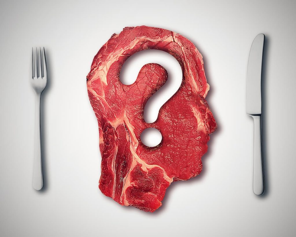 meat with a question mark in it - What is World Carnivore Month