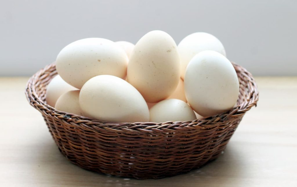 Eggs in a basket - Is a Chicken Egg Considered Carnivore? Are Eggs Meat?